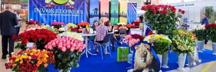 Международная выставка «Цветы/Flowers-2014»